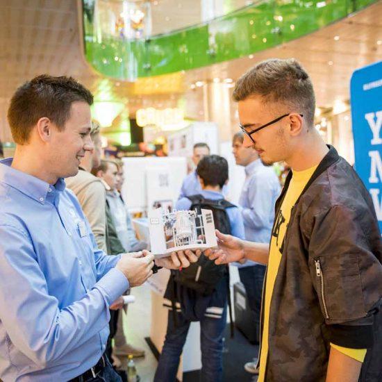 Karriereforum Lehre 2018 im Europark Salzburg