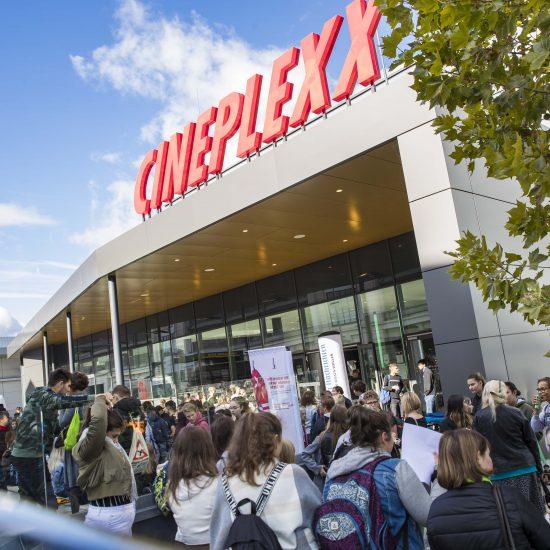 Karriereforum Lehre 2019 im Cineplexx Salzburg Airport